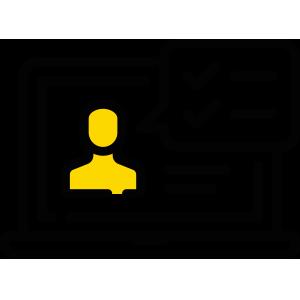 aplicación teórico online