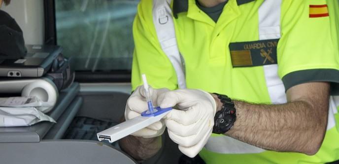 La nueva Ley de Tráfico establece tolerancia cero contra las drogas.